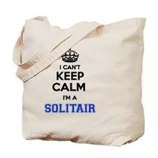 Funny Solitaire Tote Bag