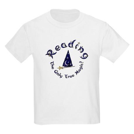 The Only True Magic! Kids Light T-Shirt