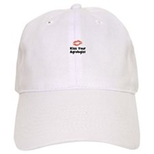 Kiss Your Agrologist Baseball Cap