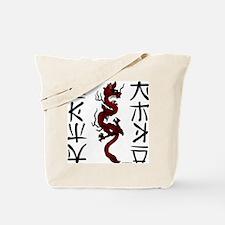 Read - Dragon Tote Bag