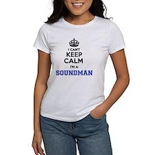 Funny Soundman Tee