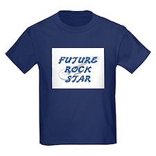 FUTURE ROCK STAR (BLUE) T