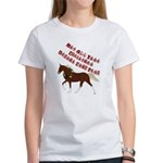 TWH Dreaming Christmas Women's T-Shirt