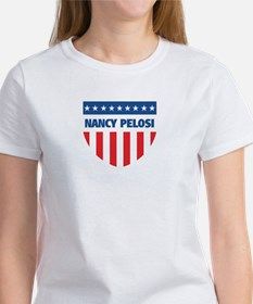 NANCY PELOSI 08 (emblem) Women's T-Shirt