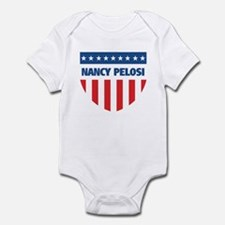 NANCY PELOSI 08 (emblem) Infant Bodysuit