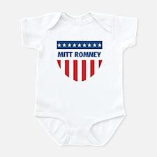 MITT ROMNEY 08 (emblem) Infant Bodysuit