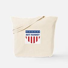 MITT ROMNEY 08 (emblem) Tote Bag