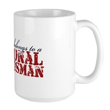 My heart belongs to a Guardsman Mug