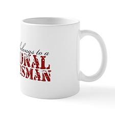 My heart belongs to a Guardsman Mug