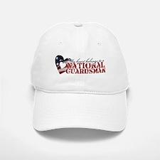 My heart belongs to a Guardsman Baseball Baseball Cap