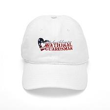 My heart belongs to a Guardsman Baseball Cap