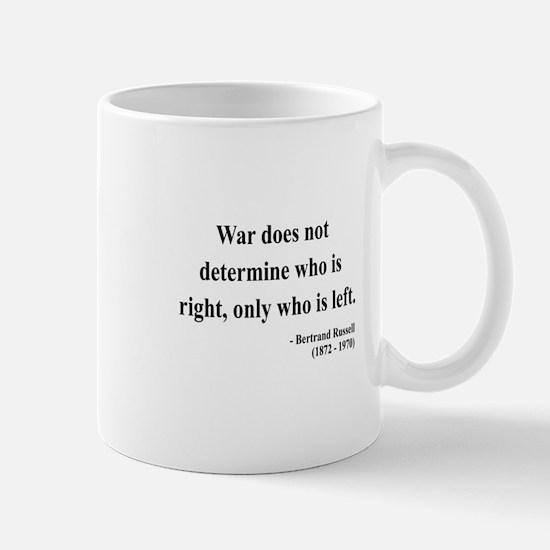 Bertrand Russell 1 Mug