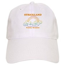 STRICKLAND reunion (rainbow) Baseball Cap