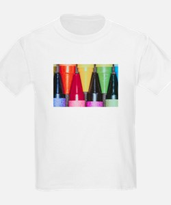 Kids Crayons T-Shirt