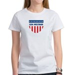 LISA WELTMAN 08 (emblem) Women's T-Shirt