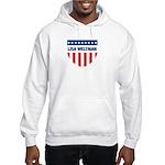 LISA WELTMAN 08 (emblem) Hooded Sweatshirt