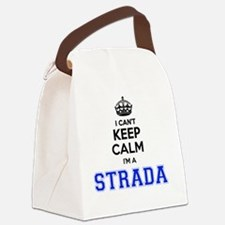 Cool Strada Canvas Lunch Bag