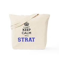 Funny Strat Tote Bag
