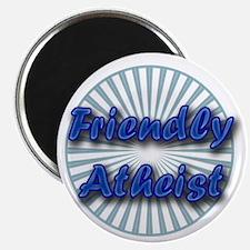 Friendly Atheist Magnet