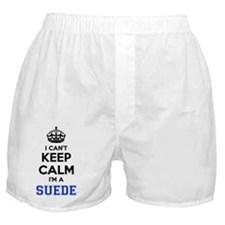 Unique Suede Boxer Shorts