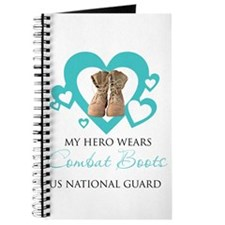 My hero wears combat boots Journal