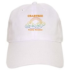 CRABTREE reunion (rainbow) Baseball Cap