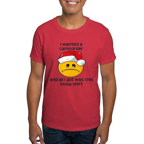 Camcorder, Gift Dark T-Shirt
