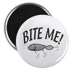 "Bite Me! 2.25"" Magnet (10 pack)"