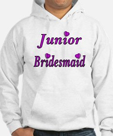Junior Bridesmaid Simply Love Hoodie