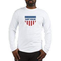 GARY NOLAN 08 (emblem) Long Sleeve T-Shirt