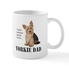 Yorkie Dad Mugs