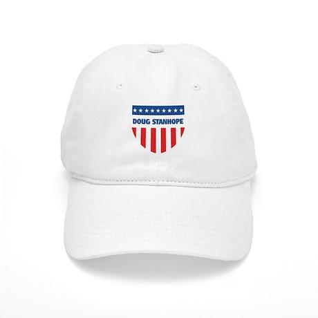 DOUG STANHOPE 08 (emblem) Cap