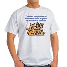 Cool Adopt a pet T-Shirt