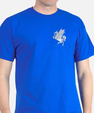 The Hippogriff White T-Shirt