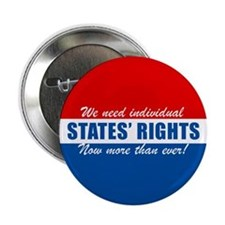 States' Rights Button
