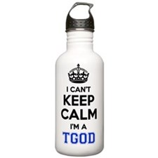 Funny Tgod Water Bottle
