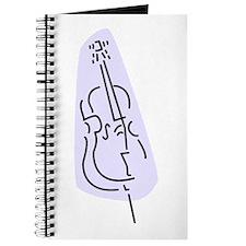 Bass Fiddle Journal (Blue)