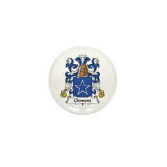 Clement I Mini Button (100 pack)