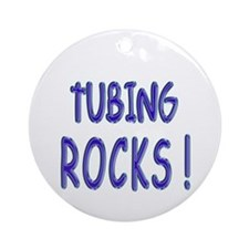 Tubing Rocks ! Ornament (Round)