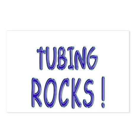 Tubing Rocks ! Postcards (Package of 8)
