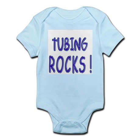 Tubing Rocks ! Infant Bodysuit