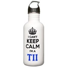 Unique Tii Water Bottle