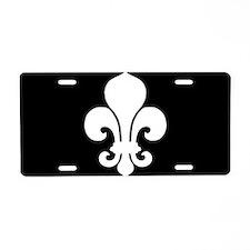 fleur-de-lis_b.png Aluminum License Plate