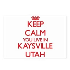 Keep calm you live in Kay Postcards (Package of 8)