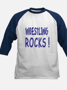 Wrestling Rocks ! Tee