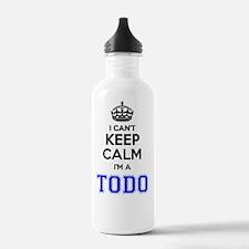 Cool Todo Water Bottle