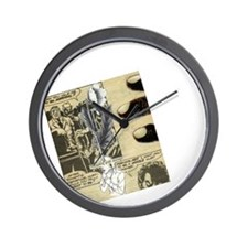 #996 Wall Clock