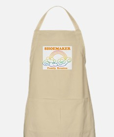 SHOEMAKER reunion (rainbow) BBQ Apron