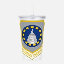 USAF HQ Command.png Acrylic Double-wall Tumbler