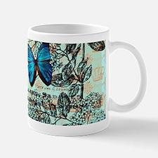 Vintage floral paris Mugs